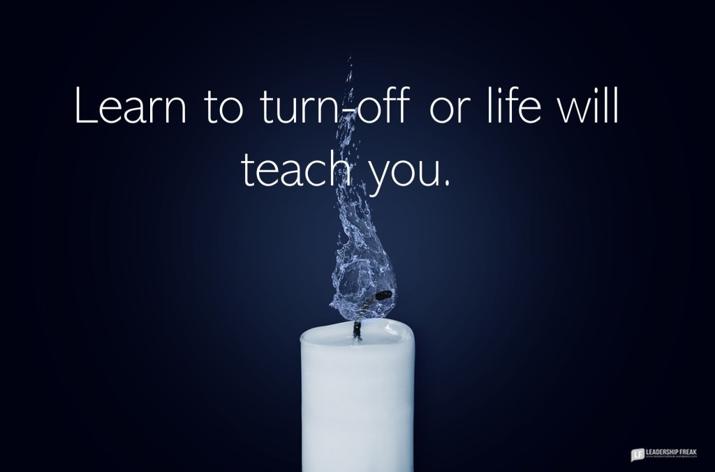Frozen flame. Candle.  Learn to turn-off or life will teach you.